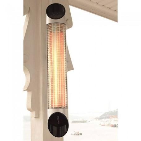 Terrassenheizer Terrassenheizer Blade Silver 2500W Lieferzeit: Vorübergehend ausverkauft, VorbestellbarFrachtkosten Hauszustellu