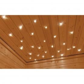 Lichttherapie Starlight- Fiberoptik für die Sauna
