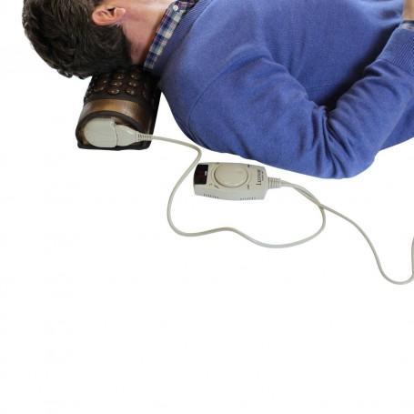 Infra-Matratzen Infra-Matratze als Kissen mit Turmalinstein Maße des Heizkissens: Breite: 130 mmLänge: 430 mmTurmalin
