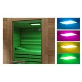 Lichttherapie Farbtherapie für Sauna> 10m2