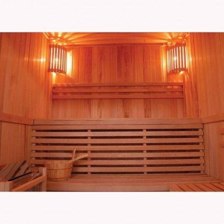 Ausgangsprodukte Sauna Galant für 4 Personen