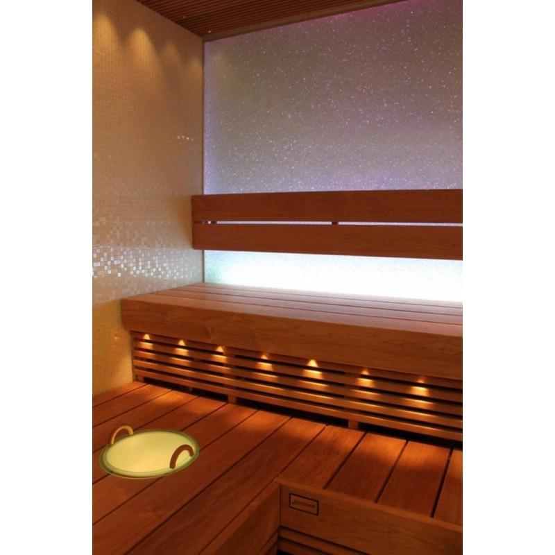 Beleuchtung Cariitti Wasserschale mit Griff und Gelenkbeleuchtung