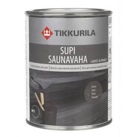 Saunaöl | Bastuvax Bastuvax transparent 0,9 Liter