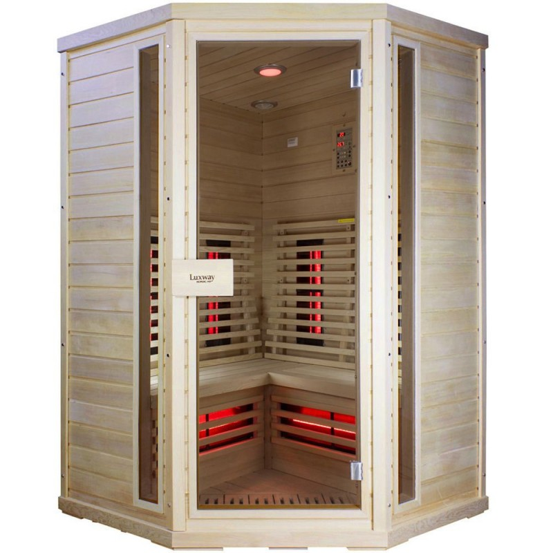 Amon Mini Infrarot Sauna für 2-3 Personen