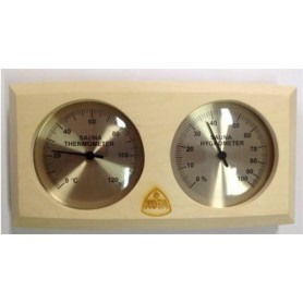 Thermo- und Hygrometer Kota Thermometer / Hygrometer asp Holz
