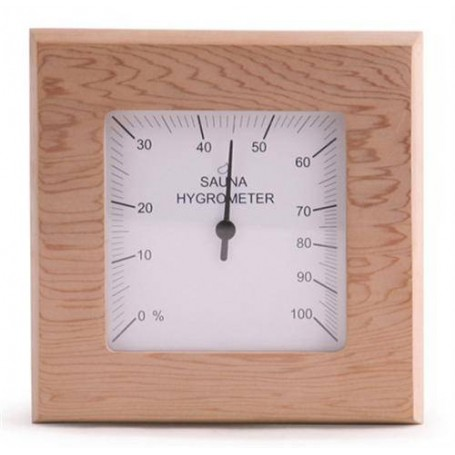 Thermo- und Hygrometer-Saunathermometer - Cedar - 223TD