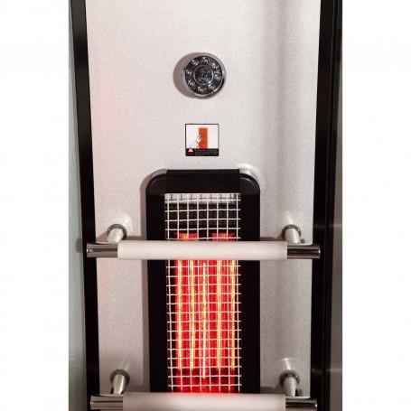Duschkabine Infrarot InfraShower Aqua Silver - Single Außenmaße.Länge: 1000mmHöhe: 2150mmTiefe: 900mmAusverkauft! Produkte