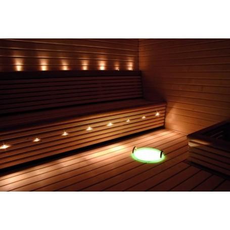 Beleuchtung Cariitti Fiber Lighting VPL20-B532 LED-Projektor mit 4 + 1 Fasern.