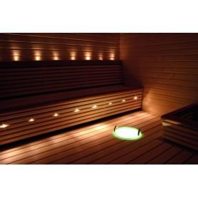 Beleuchtung Cariitti Fiber Lighting VPL20-F325 LED-Projektor mit 7 Fasern. VPL20