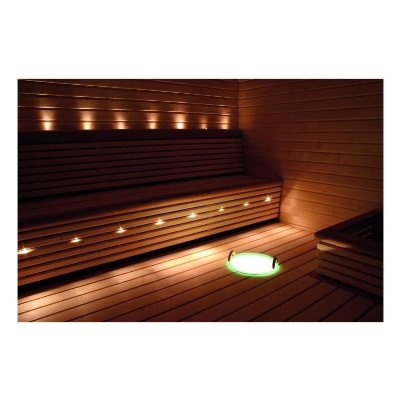 Beleuchtung Cariitti Fiber Lighting VPL20-M233 LED-Projektor mit 22 + 1 Fasern.