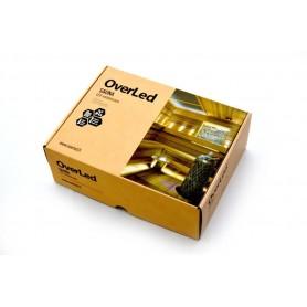 Beleuchtung Saunabeleuchtung LedLite 6 180 ° C (6 Dioden) WEISS