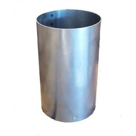 Kaminzubehör für Saunaöfen Narvi Verbindungsrohr 200mm