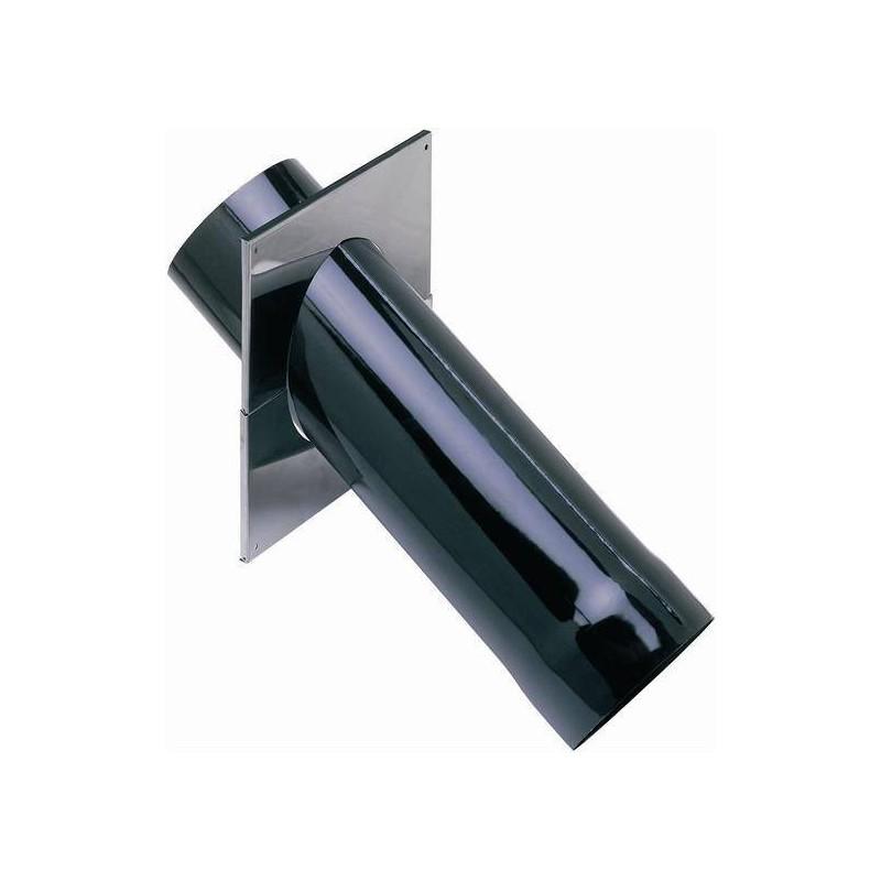 Kaminzubehör für Saunaöfen Narvi, Abdeckplatte für Wanddurchführung 122mm