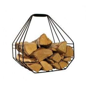 Sonstiges Saunazubehör Holzkorb