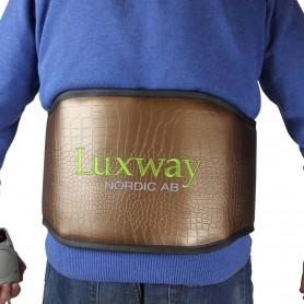 IR-Körperheizung Infra Gürtel für den Rücken mit Turmalin Maße: Breite: 250 mmLänge: 1350 mmTourmalin