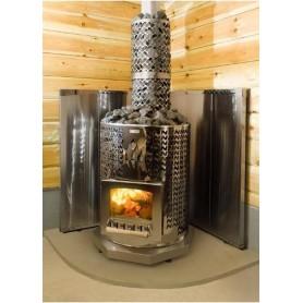 Zubehör für einen beheizten Saunaofen Narvi Radiant Hülle TEIL 1, 760 X 1230 mm