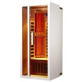 Mundharmonika eine ausziehbare Infrarot-Sauna für 1 Person