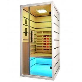 Wählen Sie IR-Sauna für 1 Person