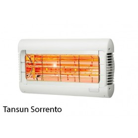 Tansun Sorrento 2000 Watt weiß