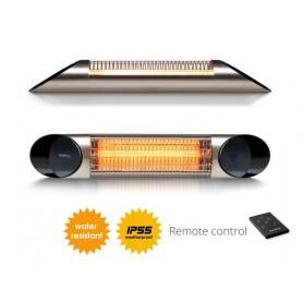 Terrassenheizer Terrassenheizer Blade Silver 1200W Infrared heater Lieferzeit: Nicht auf Lager, VorbestellbarFrachtkosten