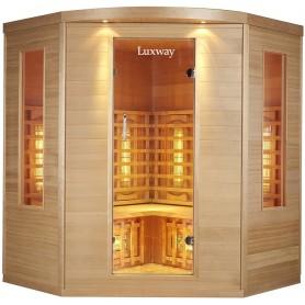 Sauna Glut für 4 Personen
