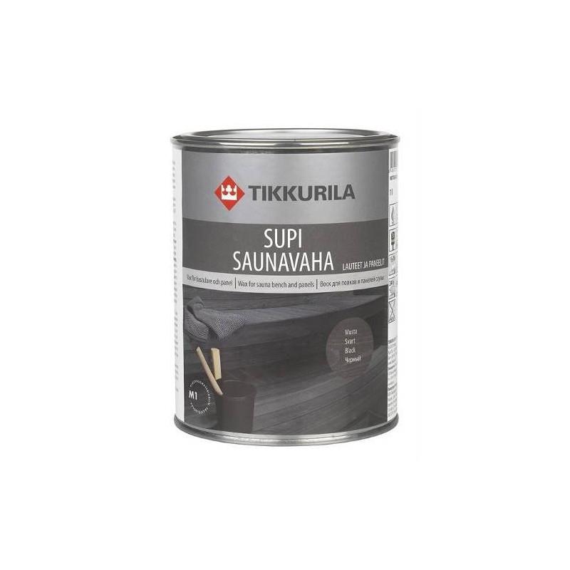 Saunaöl   Bastuvax Bastuvax Grau 1 Liter