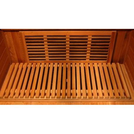 Ausgangsprodukte Apollon Lux Ceder Sauna
