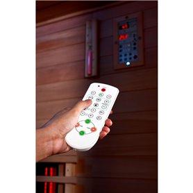 Multi-Sauna Heatway Corner Sauna für 5-6 Personen 42995 - 23