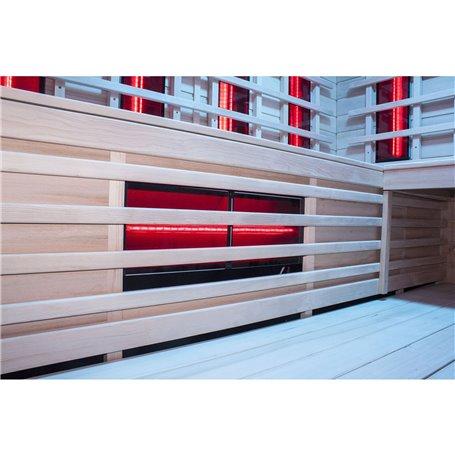 Multi-Sauna Heatway Corner Sauna für 5-6 Personen 42995 - 27