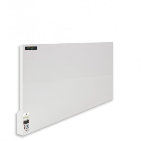 Infrarot Heizpaneel Weißmetall 400W 3590 - 1