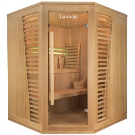Exellent Sauna für 4-5 Personen