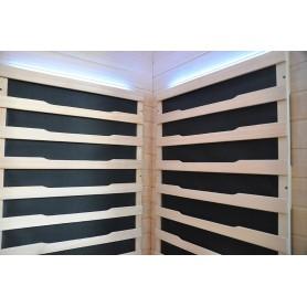 Infraroth carbon sauna