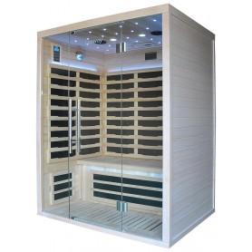 benutzerfreundlichen Glossy-Sauna