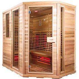 Sauna Relax Lux-Recht
