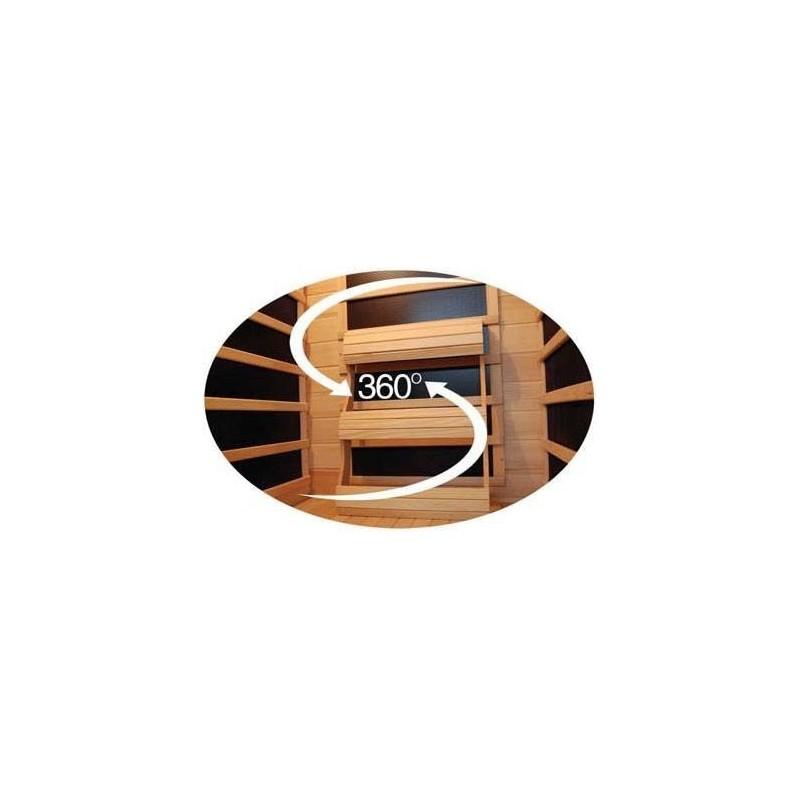 Ausgehende Produkte Atlas Infrared Sauna